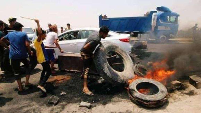 انفجار فى العراق