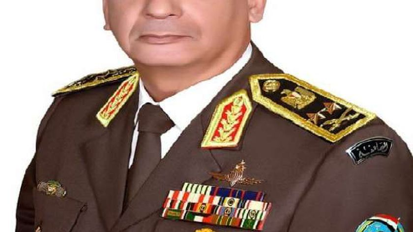 الفريق أول محمد زكي، القائد العام للقوات المسلحة، وزير الدفاع والإنتاج الحربي