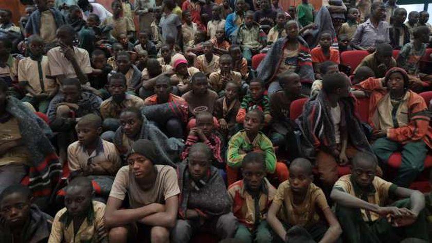 مختطفون في نيجيريا - أرشيفية