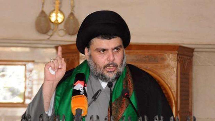 زعيم «التيار الصدري» في العراق مقتدى الصدر