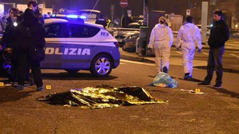 الشرطة الإيطالية.. صورة أرشيفية