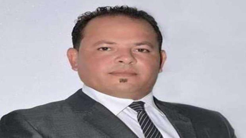 حاتم بوبكري، القيادي في حركة الشعب والنائب بالبرلمان التونسي