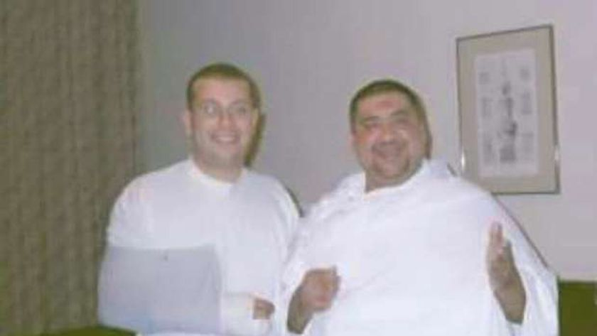 علاء ولي الدين وشقيقه