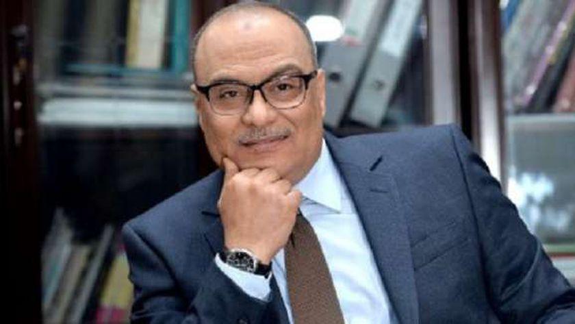 صالح الصالحي وكيل المجلس الأعلى لتنظيم الإعلام