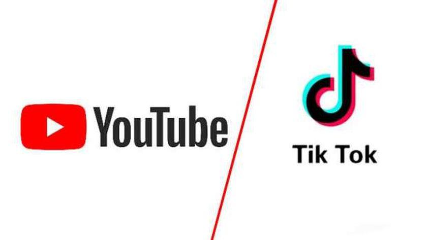 """تطبيق """"تيك توك"""" على اليوتيوب"""