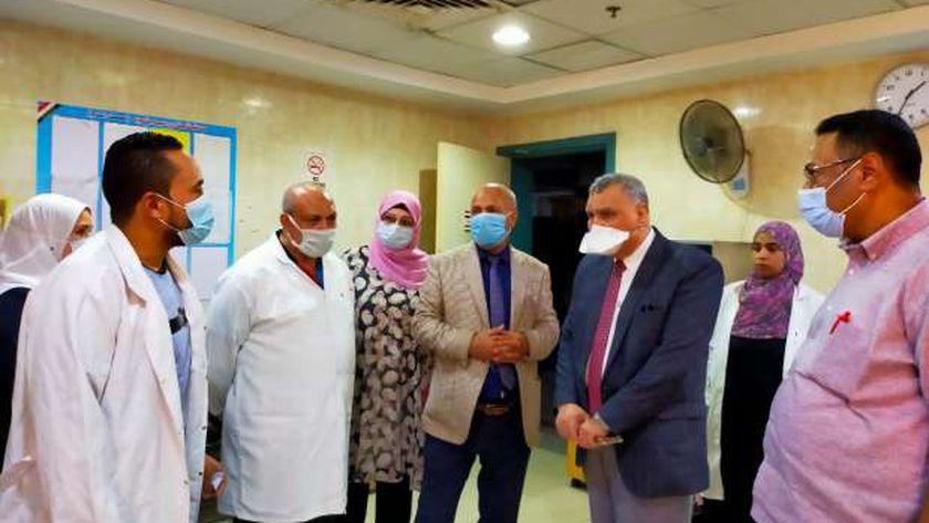 صحة الغربية: مستشفيات المحافظة تسجل صفر كورونا