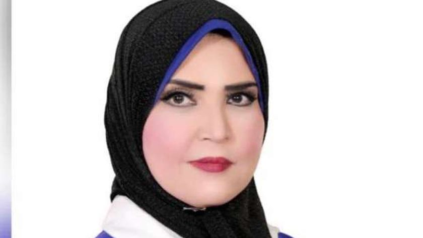 الدكتورة ميرفت عبد العظيم عضو لجنة الشؤون الصحية بمجلس النواب