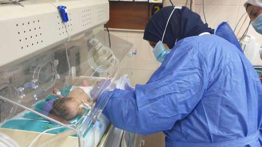 الصحة: فحص17 ألفًا و722 طفلاً ضمن مبادرة الكشف عن الأمراض الوراثية