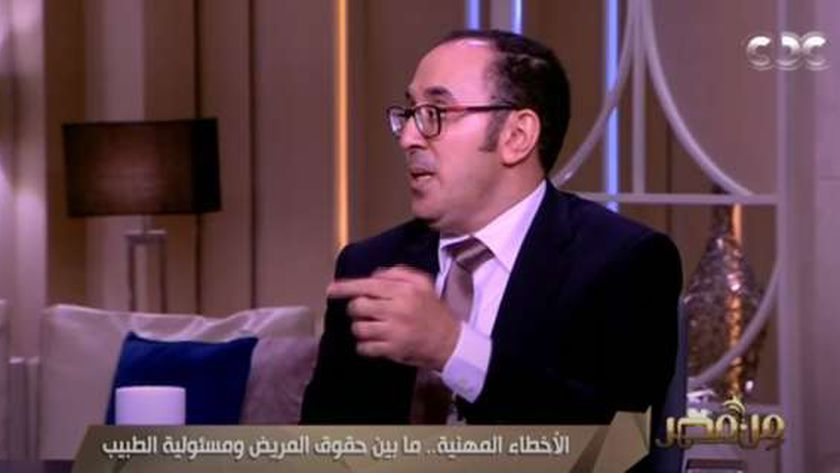 الدكتور أحمد عبدالظاهر، أستاذ القانون الجنائي بجامعة القاهرة