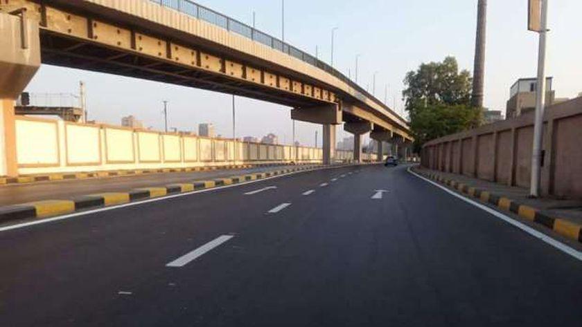 رصف شارع السودان