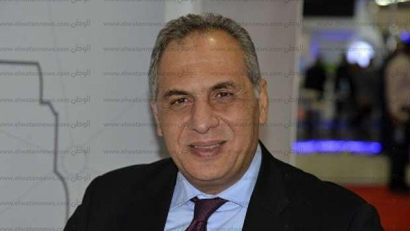المهندس خالد العطار نائب وزير الإتصالات للتنمية الإدارية والتحول الرقمي والميكنة