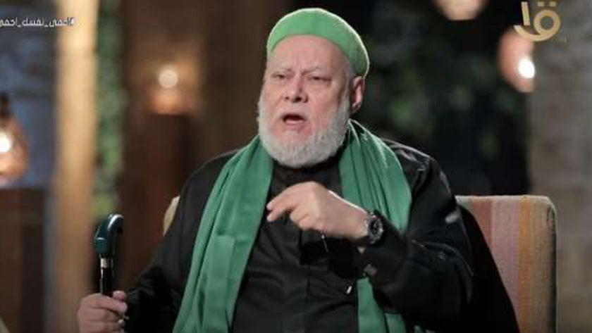 الدكتور علي جمعة .. مفتي الجمهورية سابقا