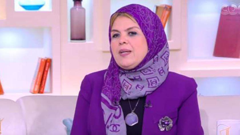الدكتورة شيرين غالب، نقيب أطباء القاهرة