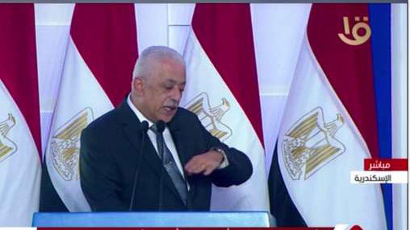 د. طارق شوقي وزير التربية والتعليم والتعليم الفني