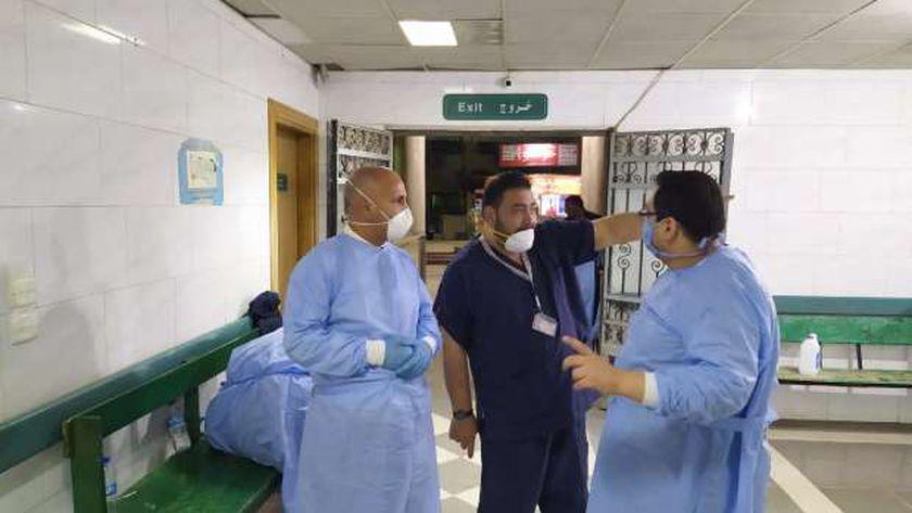 شفاء 11 حالة مريض كورونا المستجد بالغربية