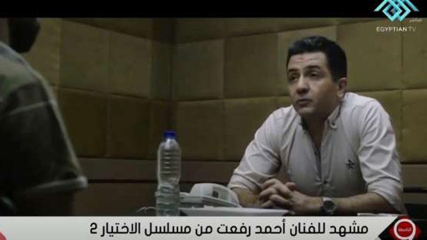 الفنان أحمد رفعت