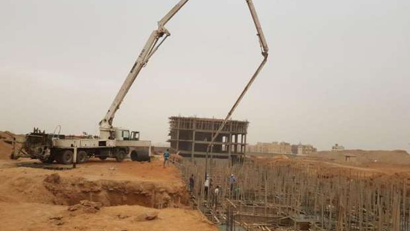 إهتمام الرئيس السيسي أعطى للقطاع العقاري المصري دفعة قوية وساهم في زيادة معدلات التنمية