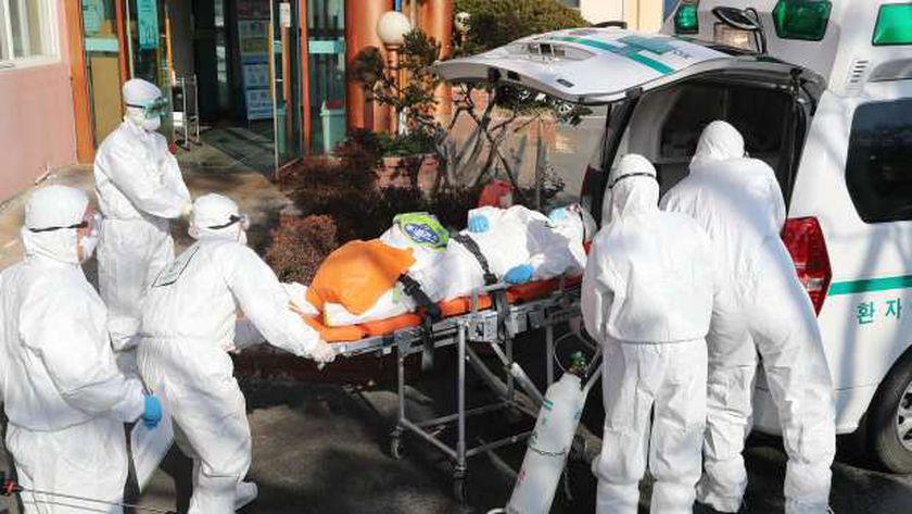 انتشار فيروس كورونا حول العالم