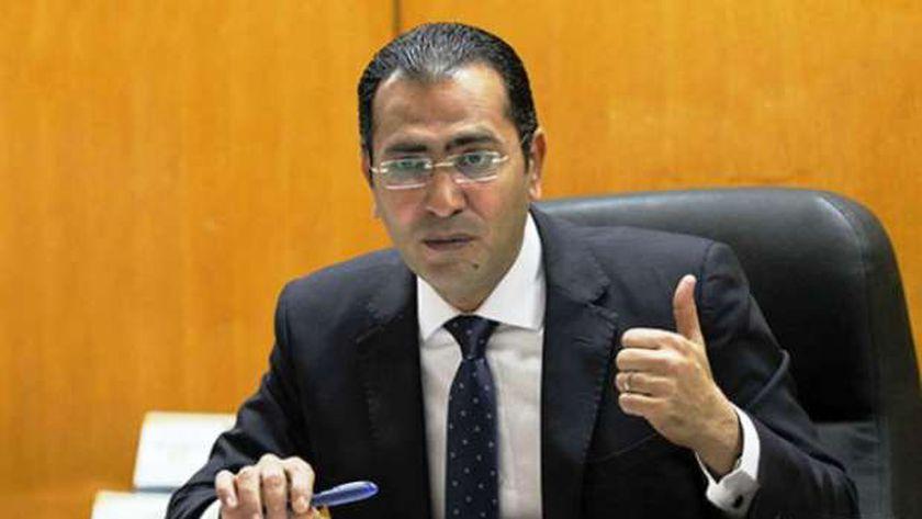 المهندس أيمن حسام الدين .. مساعد وزير التموين والتجارة الداخلية