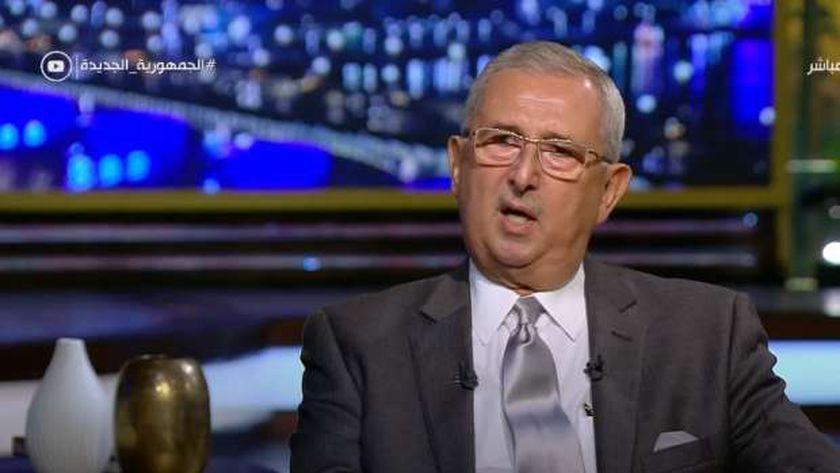 الدكتور محمد حلمي الغر، أمين مجلس الجامعات الخاصة والأهلية