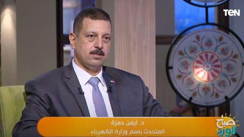 الدكتور أيمن حمزة