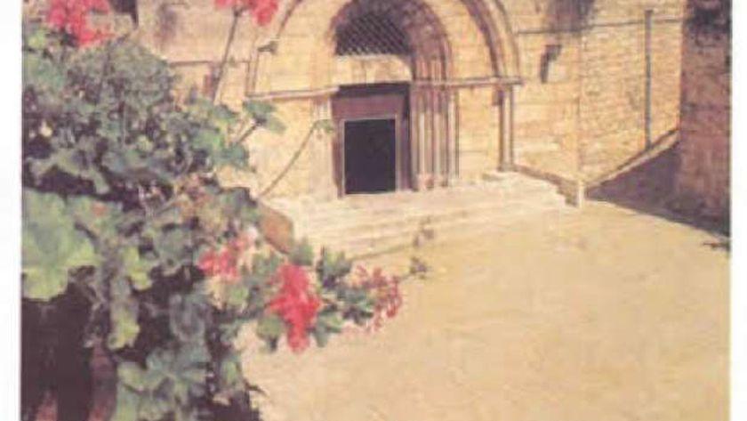 كنيسة قبر السيدة العذراء