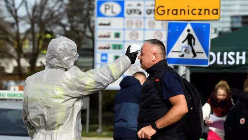 رصد إصابات كورونا فى ألمانيا