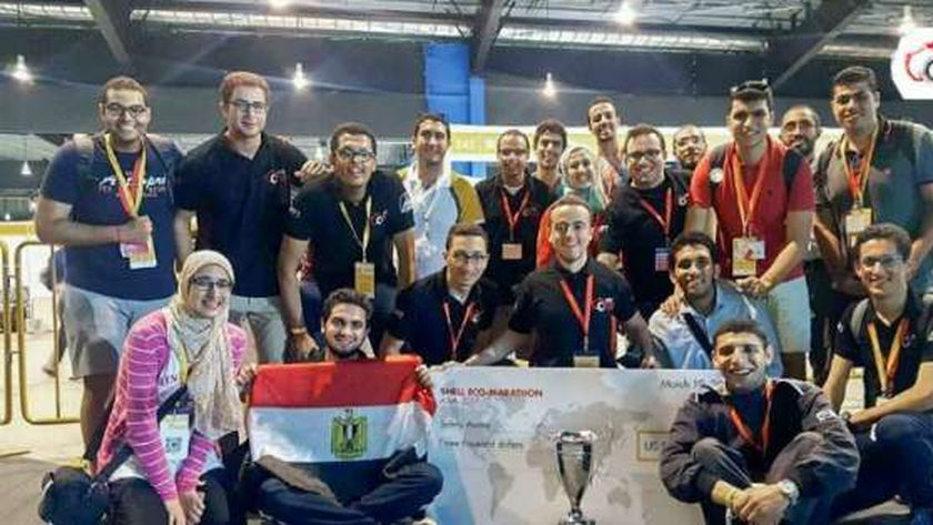 فريق جامعة عين شمس