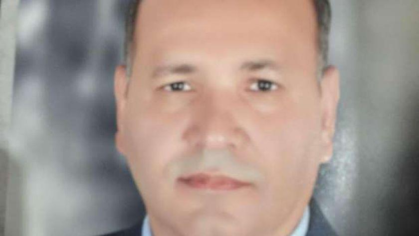 المهندس خالد صديق، المدير التنفيذي لصندوق تطوير العشوائيات