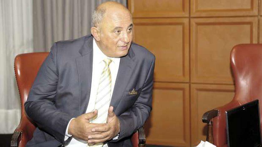 الدكتور أمير إسكندر، الرئيس التنفيذى لمجموعة «كايرو ثرى إيه»
