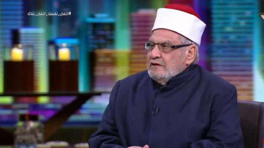 أحمد كريمة، أستاذ الفقه المقارن بجامعة الأزهر الشريف