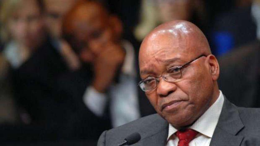 رئيس جنوب إفريقيا