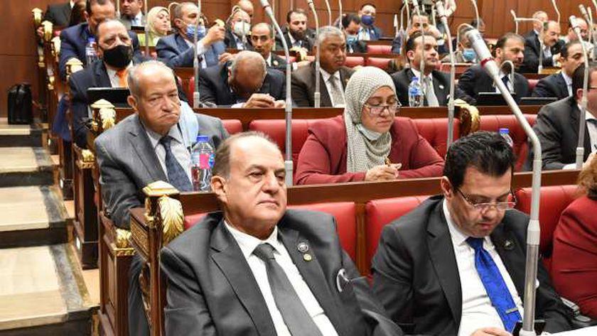 جلسة مجلس الشيوخ