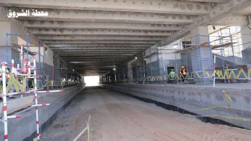 جهود على قدم وساق من وزارة النقل لإنجاز مشروع القطار الكهربائي في مصر