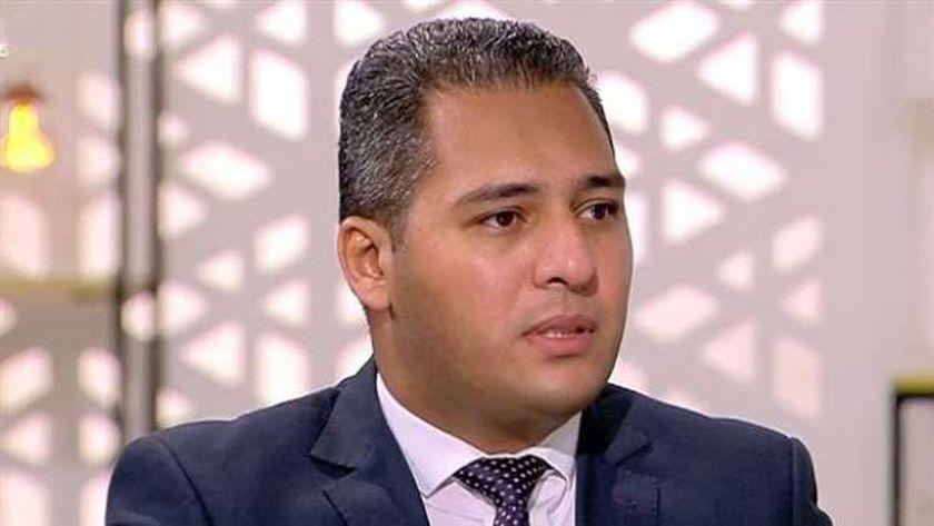 محمد مختار المتحدث الرسمي باسم صندوق تحيا مصر
