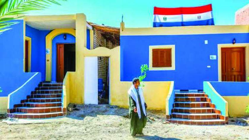 «حياة كريمة» غيرت شكل قرية «حانوت» بمحافظة الغربية