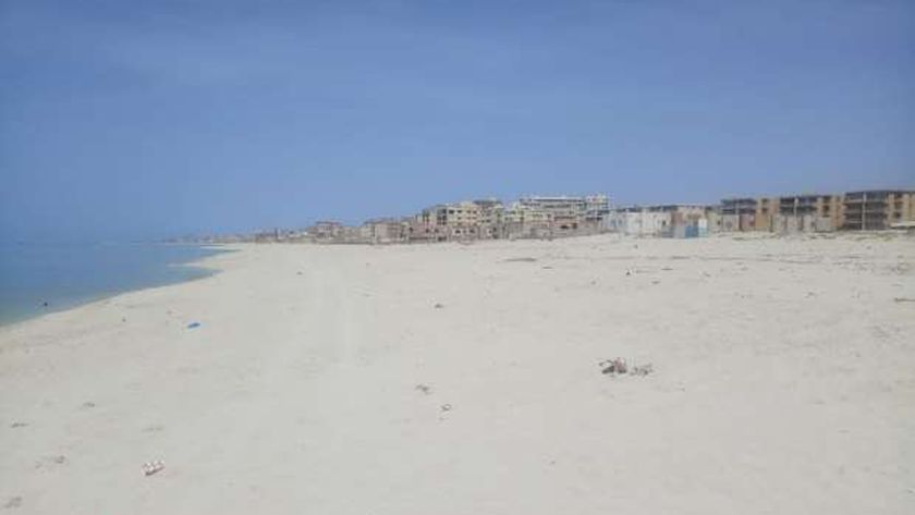 شواطئ الإسكندرية مغلقة بعد قرارات مجلس الوزراء
