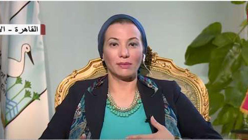 الدكتورة ياسمين فؤاد