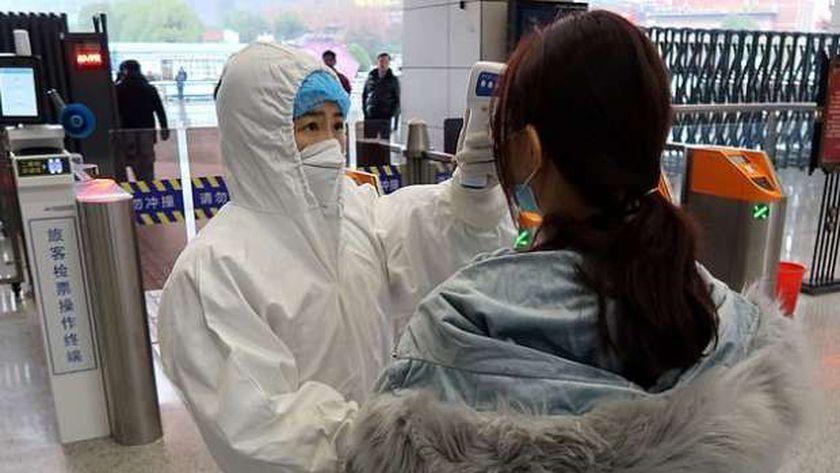 إجراءات الكشف عن فيروس كورونا