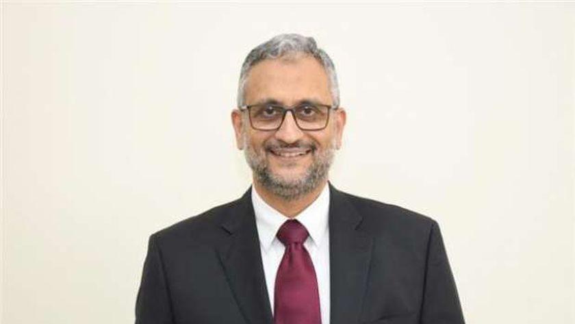 المهندس خالد مصطفى، الوكيل الدائم لوزارة التخطيط والتنمية الاقتصادية