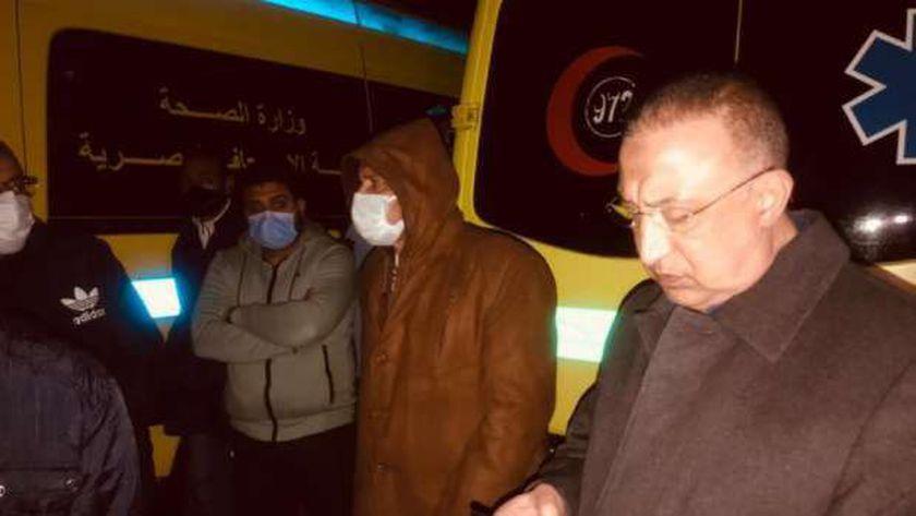 حادث مركب الإسكندرية