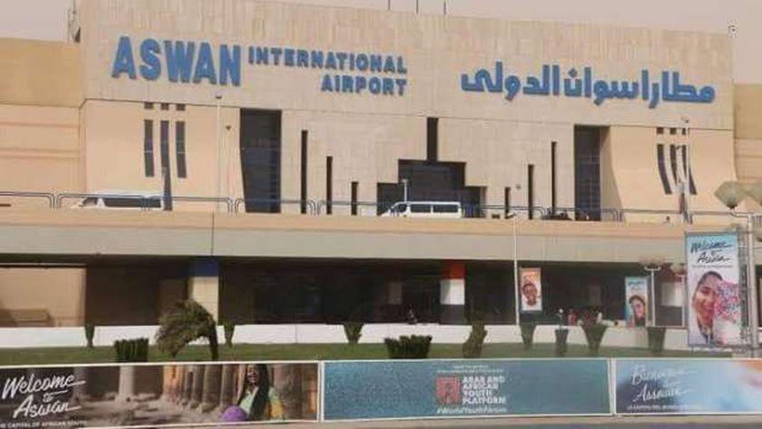 مطار أسوان الدولي