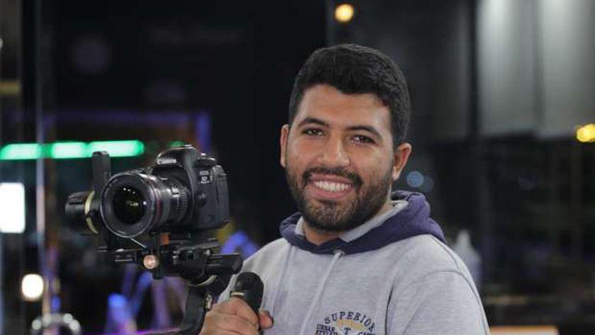 المصور محمد المنشاوي