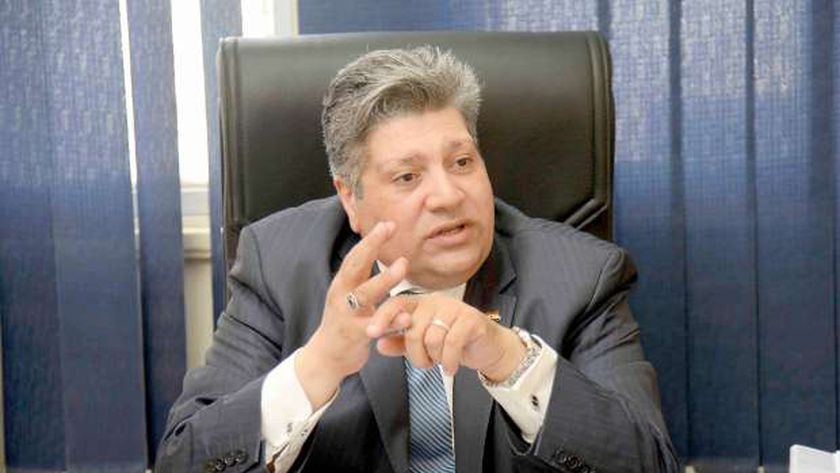 الدكتور خالد قاسم، مساعد وزير التنمية المحلية