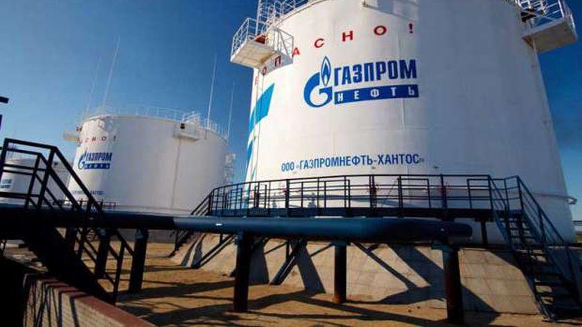 شركة جازبروم الروسية