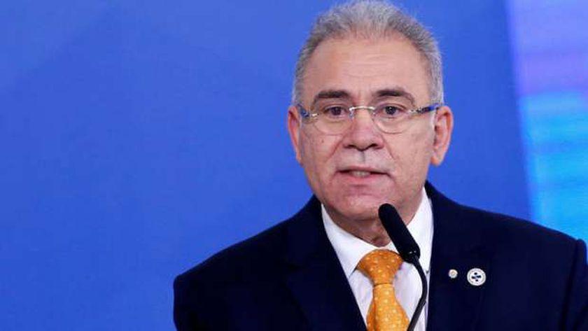 وزير الصحة البرازيلي