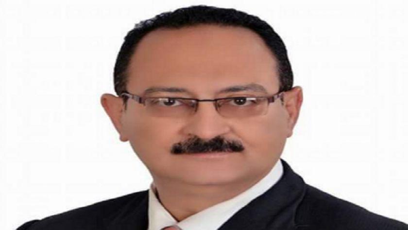 النائب هشام عبدالواحد