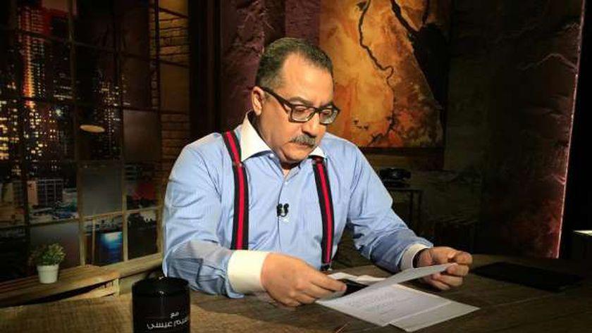 صورة إبراهيم عيسى: الديمقراطية لها عيوب وثغرات.. لكن بديلها أسوأ بكثير – مصر