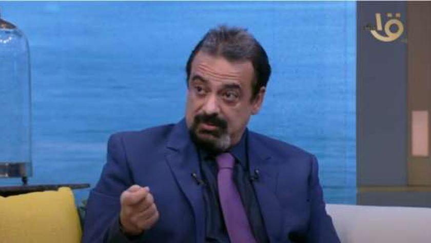 الدكتور حسام عبدالغفار الأمين العام للمجلس الأعلى للمستشفيات الجامعية