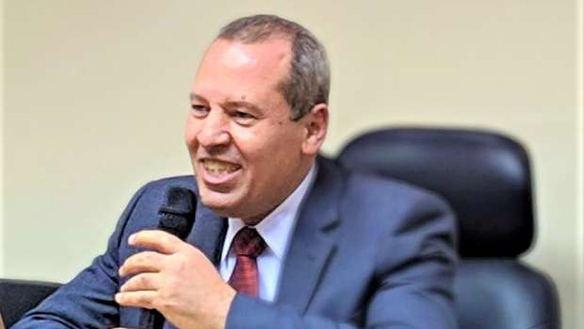 الدكتور سعد مكي - وكيل وزارة الصحة بالدقهلية